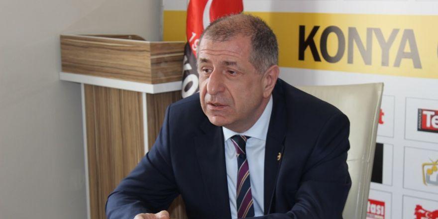 Ümit Özdağ'dan Rektör Şahin'e tepki