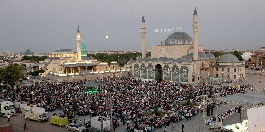 Sultan Selim'de ilk teravih