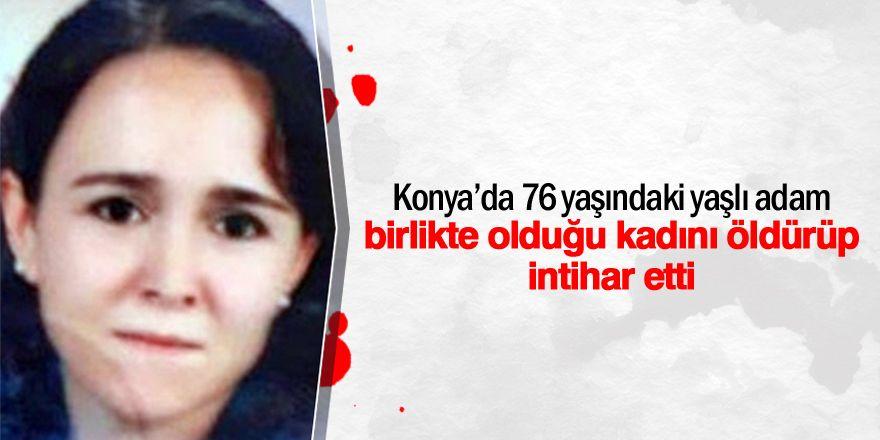 Konya'da cinnet: 2 ölü