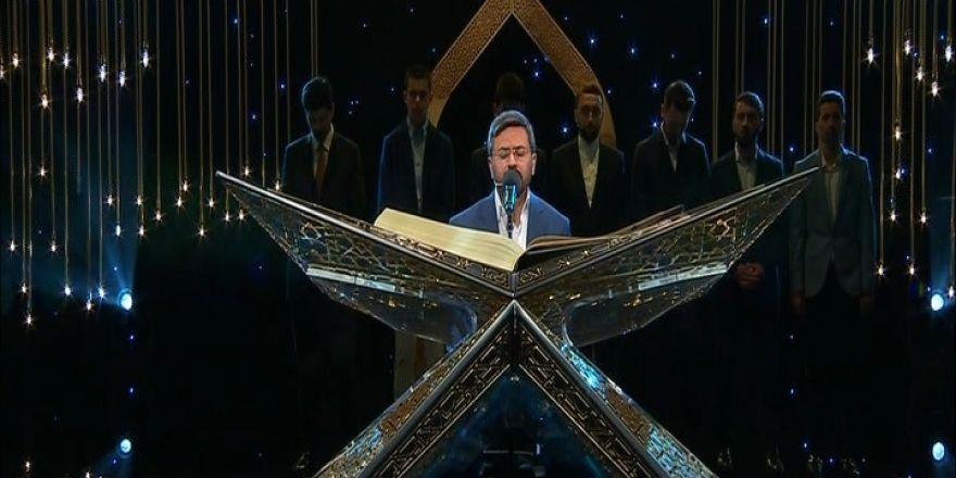 Kur'an ziyafetinde final yapıldı