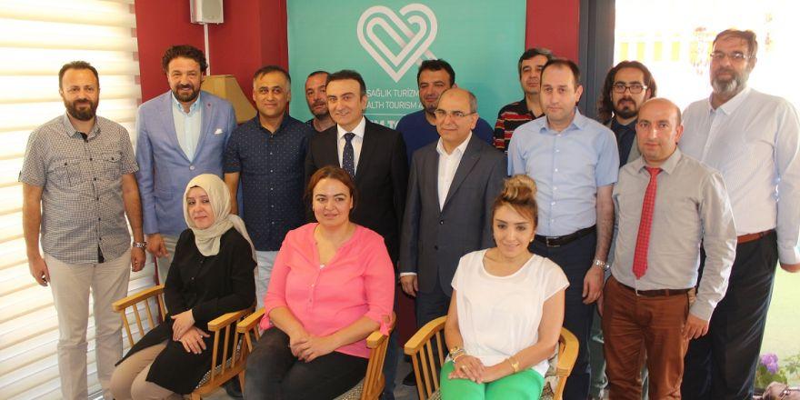Konya Sağlık Turizmi Derneği kuruldu