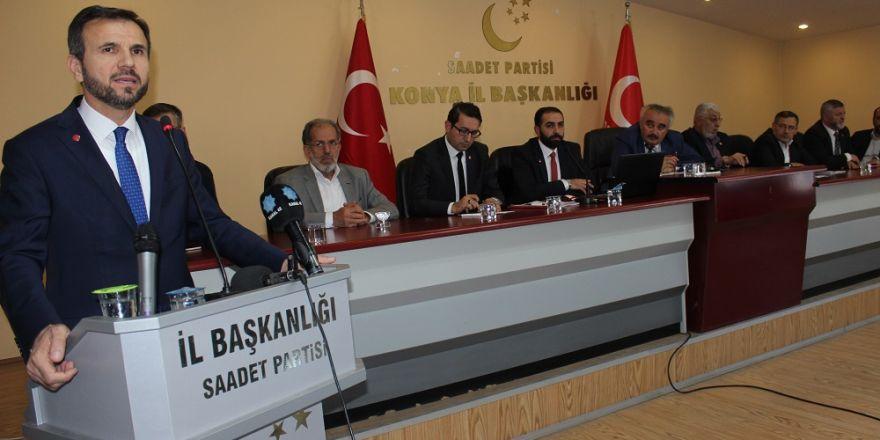 Tayyip Erdoğan yeniden başlamak istiyor