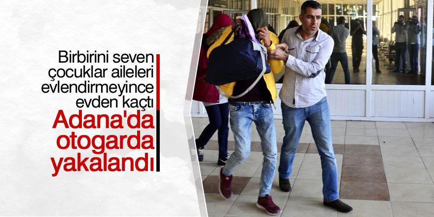 Evden Kaçan İki Çocuk, Adana'da Otogarda Yakalandı