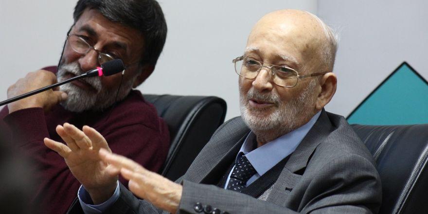 87 yıllık çınar Ahmet Güldağ