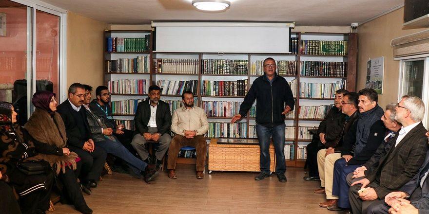 Musa Hicazi: Siz ümmetin en güzel milletisiniz