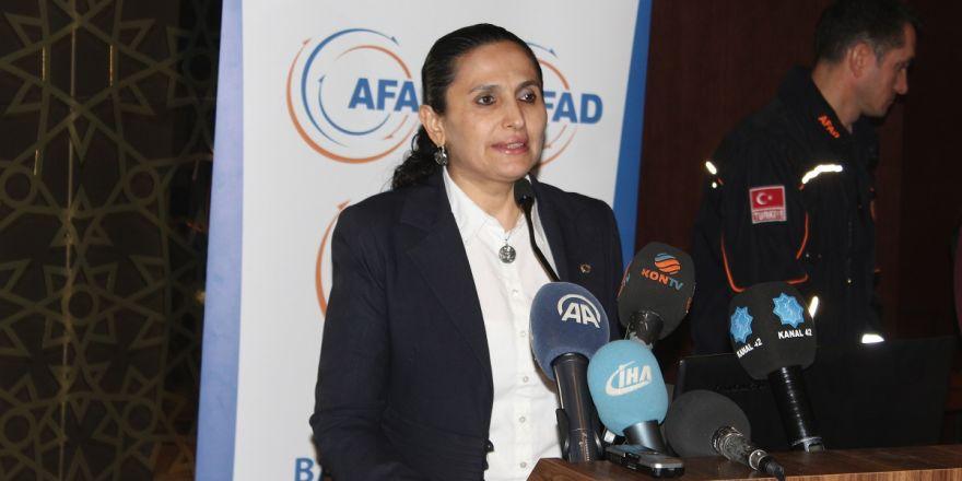 AFAD Konya 2017'de  yardıma koştu