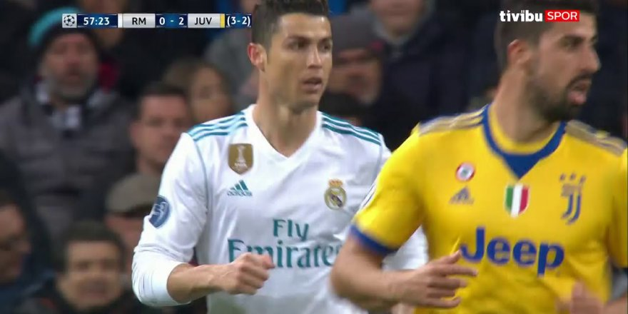 Real Madrid 1-3 Juventus | Şampiyonlar Ligi Çeyrek Final